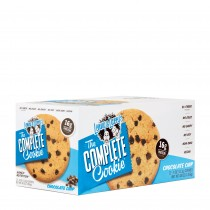 Lenny & Larry's® The Complete Cookie®, Biscuit Proteic Vegan, cu Aroma de Bucati de Ciocolata, 113g