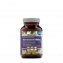 ResVitále™ Resveratrol 500 mg, 60 cps