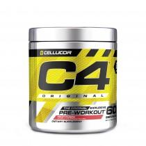 Cellucor® C4® Original, Formula Pre-Workout, cu Aroma de Punch de Fructe, 360 g