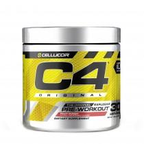 Cellucor® C4® Original, Formula Pre-Workout, cu Aroma de Punch de Fructe, 180 g