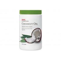 GNC SuperFoods Coconut Oil, Ulei de Cocos, 858 ml