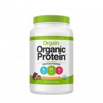 Orgain® Organic Protein™ Proteina Vegetala cu Aroma de Ciocolata si Unt de Arahide, 920 g