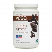 Vega™ Protein and Greens, Proteina si Verdeturi, cu Aroma de Ciocolata, 618 g