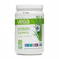 Vega™ Protein and Greens, Proteina si Verdeturi, cu Aroma Naturala, 586 g