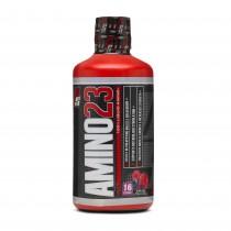 Pro Supps™ PSXXIII Liquid Amino™, Aminoacizi Lichizi, cu Aroma de Fructe de Padure, 946 ml