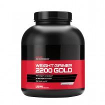 GNC Pro Performance Weight Gainer 2200, Formula Proteica Pentru Crestere In Greutate, cu Aroma de Vanilie, 2727 g