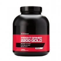 GNC Pro Performance Weight Gainer 2200, Formula Proteica Pentru Crestere In Greutate, cu Aroma de Ciocolata, 2727 g