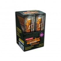 Grenade® .50 Calibre® Preloaded Pre Workout, cu Aroma de Fructe de Padure, 23.2 g