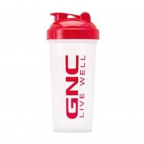 GNC Shaker® Typhoon,  Blender Rosu, 700 ml