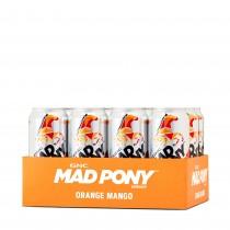 GNC Mad Pony™ Energy, Energizant cu Aroma de Portocala si Mango, 473 ml