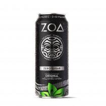 ZOA ™ Energy Drink Zero Sugar Bautura Energizanta 0 Zahar cu Aroma Originala, 473ml