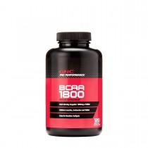 GNC Pro Performance® BCAA 1800, Aminoacizi BCAA, 120 cps