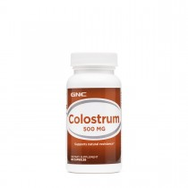 GNC Colostrum 500 Mg, 60 cps
