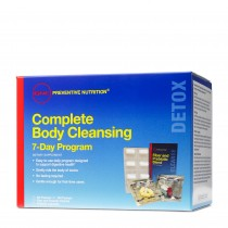 GNC Preventive Nutrition® Complete Body Cleansing Program, Program de Curatare Completa in 7 Zile