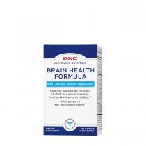 GNC Preventive® Nutrition Brain Health, Formula Pentru Sanatatea Sistemului Nervos, 60 tb