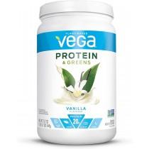 Vega™ Protein and Greens, Proteina Vegetala si Verdeturi, cu Aroma de Vanilie, 614 g