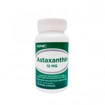 GNC Astaxanthin 12 mg, Astaxantina, 60 cps