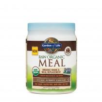 Garden of Life® RAW Meal™, Proteina Organica Vegetala, Cu Aroma De Ciocolata, 509 g