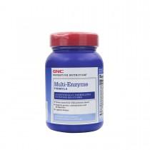 GNC Preventive Nutrition® Multi-Enzyme, Formula Enzime Digestive, 90 cps