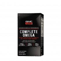 GNC AMP Complete Omega, Acizi Grasi Omega, 60 cps