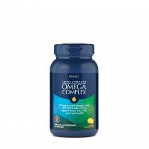 GNC Triple Strength Omega Complex, Acizi Grasi Omega-3-6-9, 90 cps