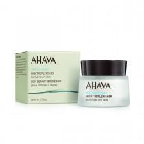 Ahava Night Replenisher Normal To Dry Skin, Crema Regeneranta de Noapte Pentru Ten Normal si Uscat, 50 ml
