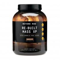 Beyond Raw® Re-Built Mass XP, Proteina din Zer, cu Aroma de Ciocolata, 2838 g