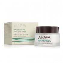 Ahava Uplift Night Cream, Crema de Noapte cu Efect de Lifting, 50 ml