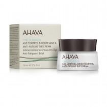 Ahava Age Control Brightening Eye Cream, Crema de Ochi Antirid si Anti Oboseala, 15 ml