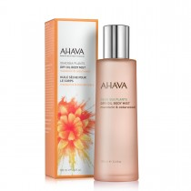 Ahava Dry Oil Body Mist Mandarin & Cedarwoo, Ulei Uscat Pentru Corp, 100 ml