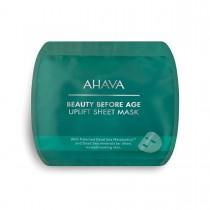 Ahava Beauty Before Age Uplift Sheet Mask, Masca Pentru Intinerirea si Fermitatea Tenului, 34 g