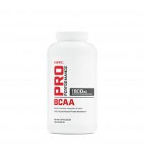 GNC Pro Performance® BCAA, Aminoacizi BCAA, 240 cps