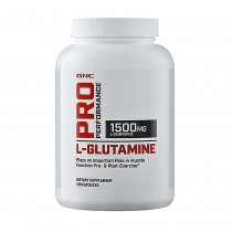 GNC Pro Performance® L-Glutamine 1500 mg, Glutamina, 180 cps