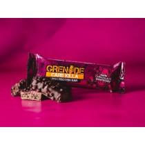 Grenade® Carb Killa® Protein Bar, Baton Proteic, cu Aroma de Ciocolata Neagra si Zmeura, 60g