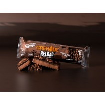 Grenade® Reload®, Baton Energizant din Ovaz cu Aroma de Ciocolata, 70g