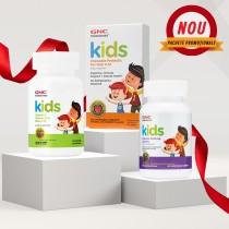 Immune Defense Kids Bundle, Pachet pentru Sustinerea Sistemului Imunitar al Copiilor