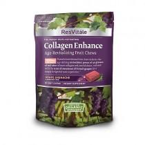 ResVitale Colagen Enhance Skin-Revitalizing Fruit Chews