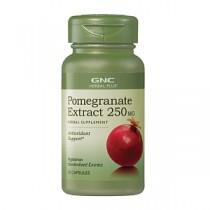 GNC Herbal Plus Extract Rodie 250 mg, 50 Capsule