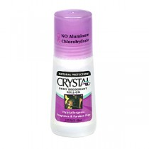 Crystal Body Deodorant Roll-On Natural Antiperspirant