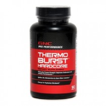 GNC Pro Performance Thermo Burst Hardcore, Formula Pentru Energie si Anduranta, 90 tb