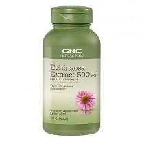 GNC Herbal Plus Extract  de Echinaceea 500 mg,100 Capsule Vegetale
