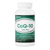 GNC CoQ-10 200 mg, 30 Capsule Gelatinoase