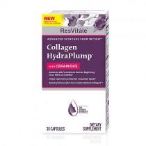 ResVitale Colagen HydraPlump cu Ceramide, 30 Capsule