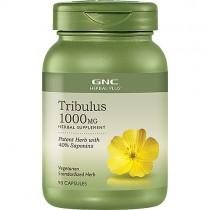 GNC Herbal Plus Tribulus 1000 mg, 90 Capsule