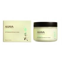 Ahava-Softening Butter Salt Scrub, 220 G