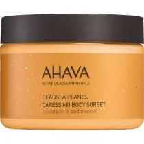 Ahava-Caressing Body Sorbet Mandarine Cedarwood, 350 ml