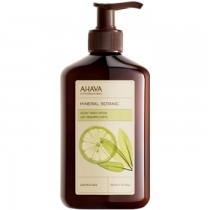 Ahava-Mineral Botanic Body Lotion Lemon & Sage, 400 ml