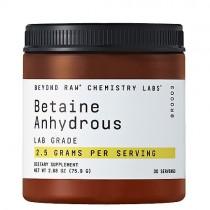 GNC Beyond Raw Chemistry Labs Betaina Anhidra 2500 mg, 75.9 g