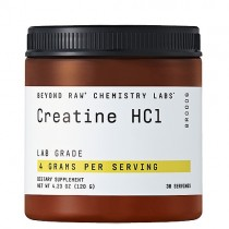 GNC Beyond Raw Chemistry Labs Creatina HCL 4000 mg, 120 g