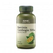 GNC Herbal Plus Garcinia Cambogia 500 mg, 90 Capsule Vegetale